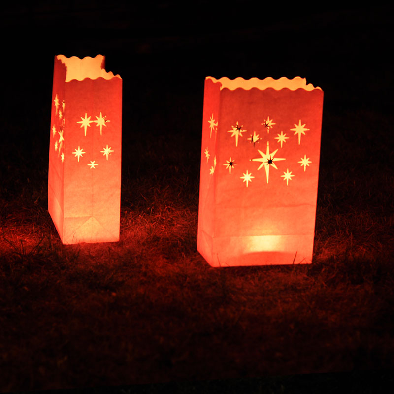 10-X-LUMINARY-CANDLE-BAG-LANTERNS-10h-FREE-TEA-LIGHTS