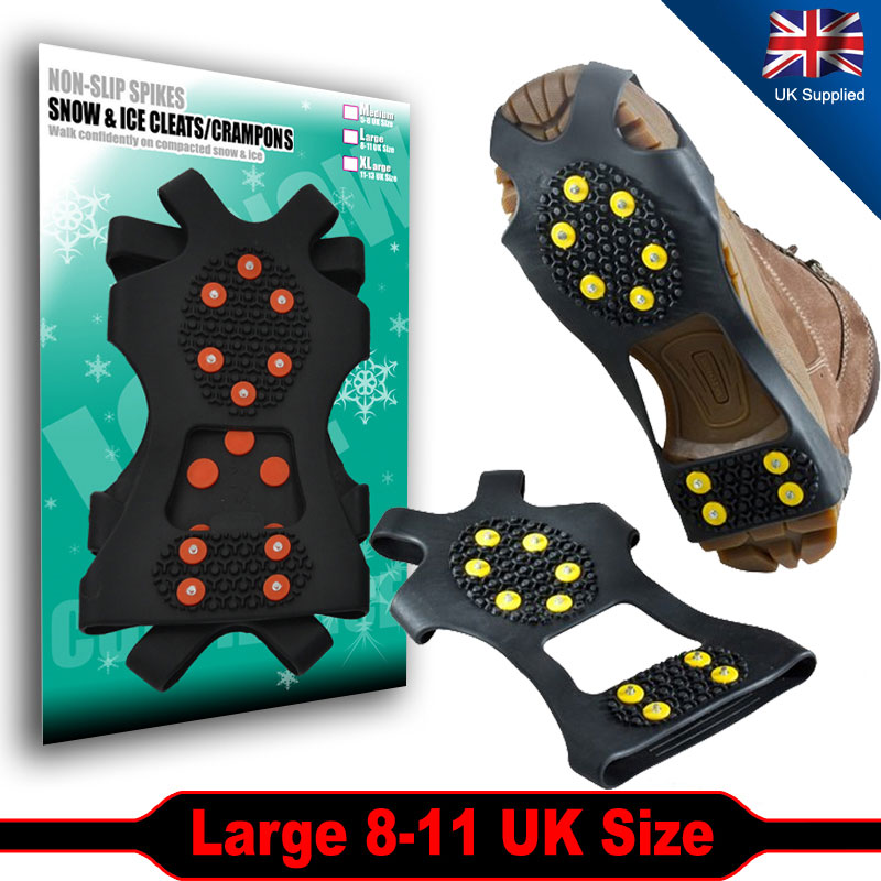 Over-Shoe-Studded-Snow-Grips-Ice-Grips-Anti-Slip-Snow-Shoes-Crampons-Cleats